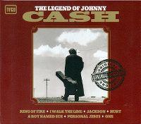 Cover Johnny Cash - The Legend Of Johnny Cash [2012]